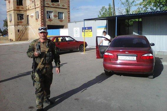 """Краматорские полицейские нашли """"украденный"""" автомобиль (ФОТО), фото-3"""