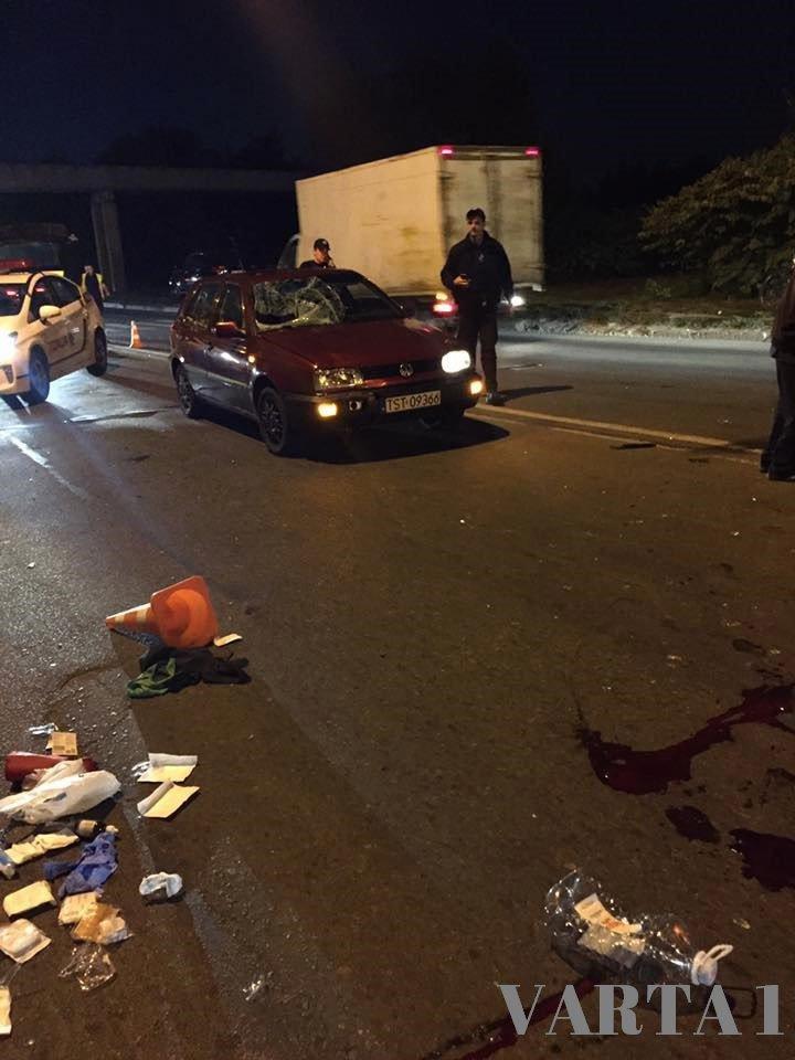 На вулиці Луганській автомобіль на пішохідному переході збив львів'янина (ФОТО), фото-1