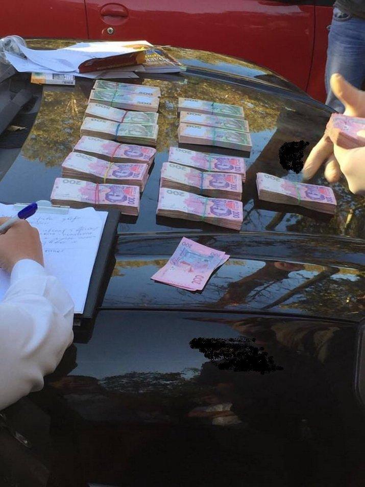 В Кривом Роге задержали сообщника арбитражного управляющего, который попался на взятке в полмиллиона (ФОТО), фото-1