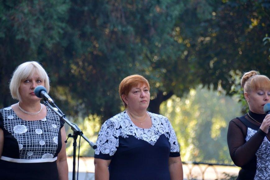 В криворожской школе почтили память погибшего в АТО Героя Сергея Ряженцева  (ФОТО), фото-2