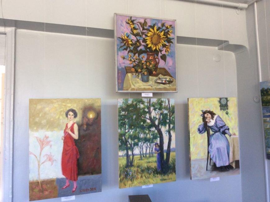 В Краматорске открылась выставка импрессионистов (ФОТО), фото-4