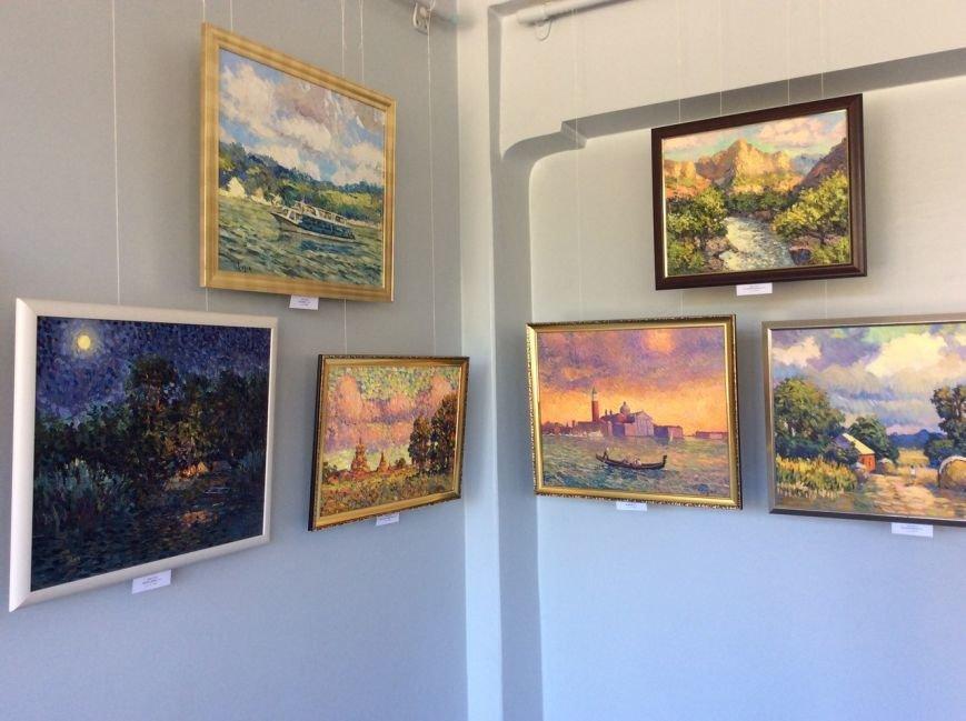 В Краматорске открылась выставка импрессионистов (ФОТО), фото-1