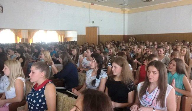 Майбутні прикарпатські педагоги зустрілися із учасниками АТО, фото-2