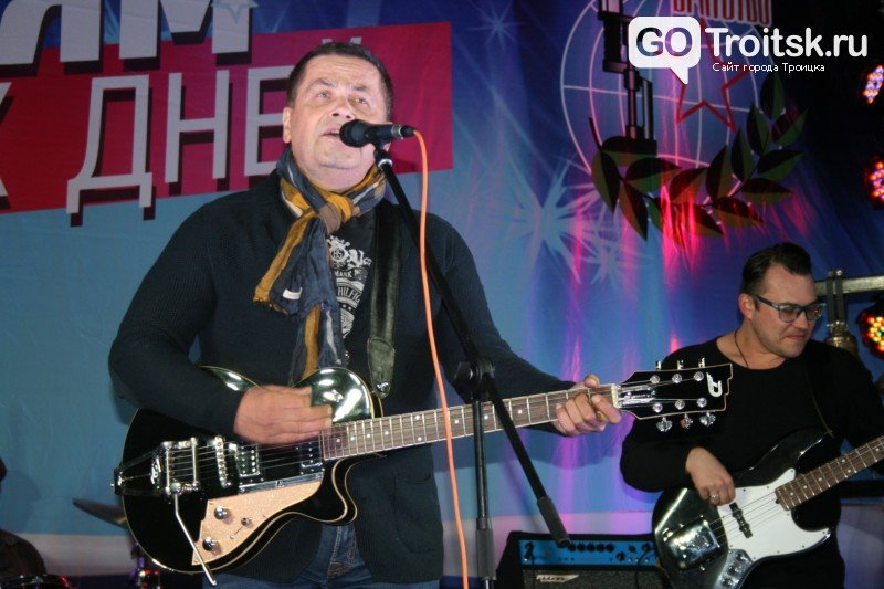 На концерт в Троицк Новой Москвы приехал Николай Расторгуев с группой «Любэ», фото-2