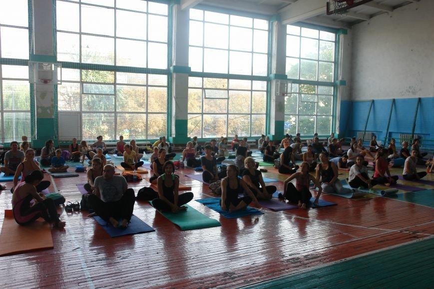 В Івано-Франківську проходить йога-марафон (ФОТО), фото-8