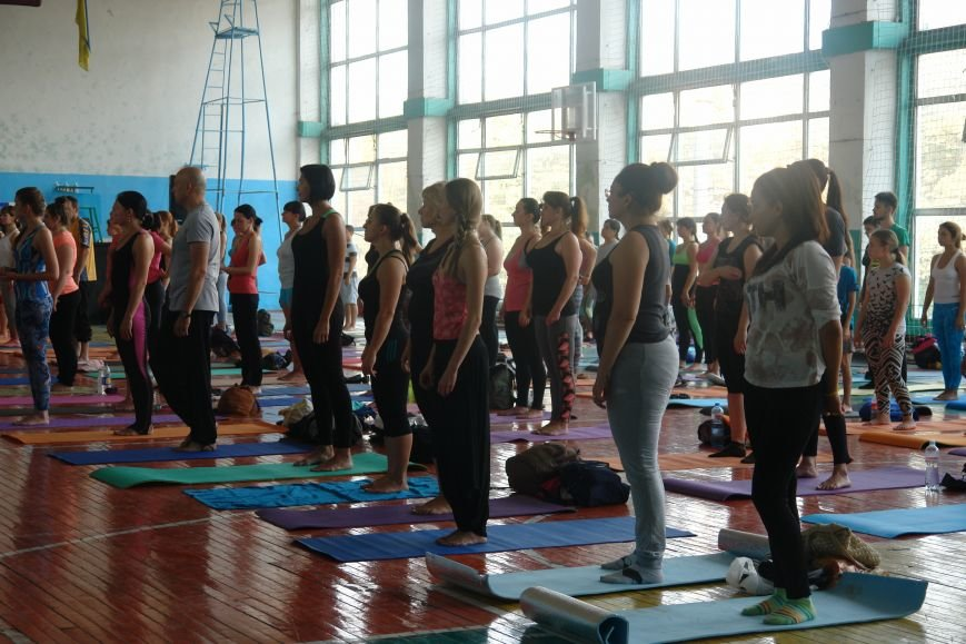 В Івано-Франківську проходить йога-марафон (ФОТО), фото-13