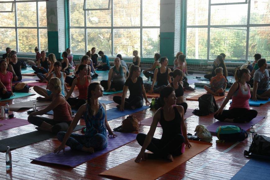 В Івано-Франківську проходить йога-марафон (ФОТО), фото-4