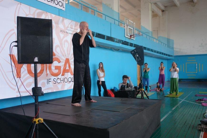 В Івано-Франківську проходить йога-марафон (ФОТО), фото-11