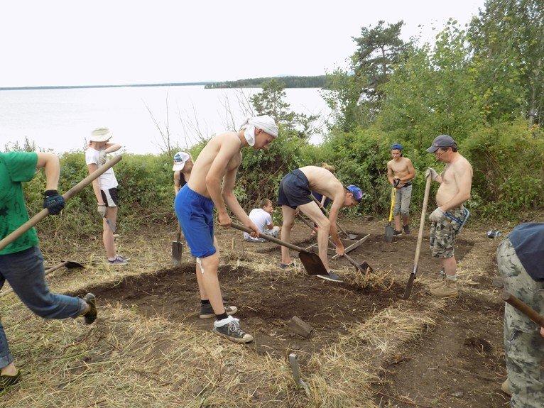 Полевским школьникам предлагают стать археологами, фото-3
