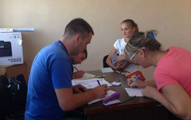Каритас Краматорск расширяет географию помощи, фото-2