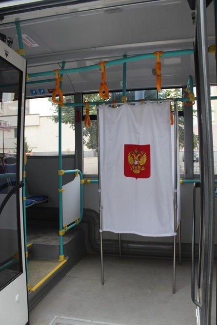 Новшество: Симферопольцы на выборах могут проголосовать в автобусах (ФОТО), фото-5