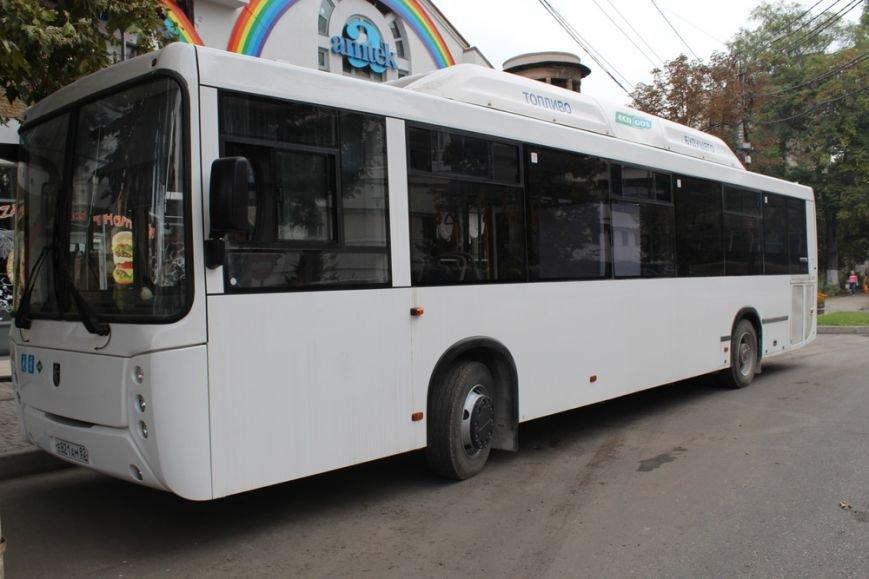 Новшество: Симферопольцы на выборах могут проголосовать в автобусах (ФОТО), фото-1