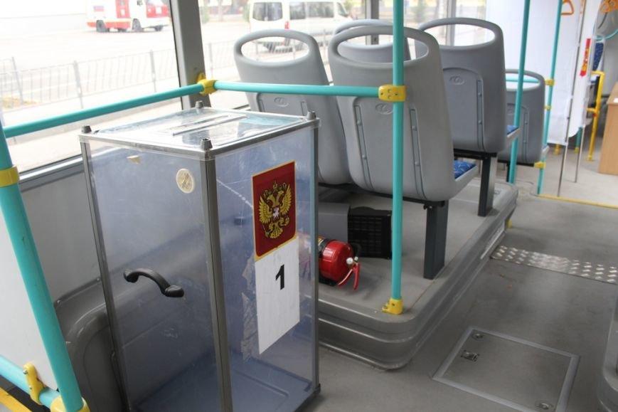 Новшество: Симферопольцы на выборах могут проголосовать в автобусах (ФОТО), фото-3