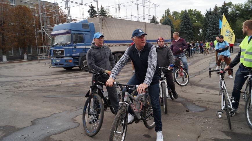 В Павлограде начали выдавать удостоверения велосипедистов, фото-1
