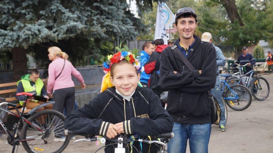В Павлограде начали выдавать удостоверения велосипедистов, фото-3