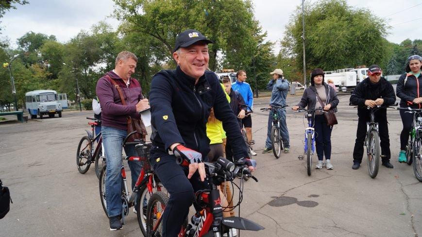 В Павлограде начали выдавать удостоверения велосипедистов, фото-2