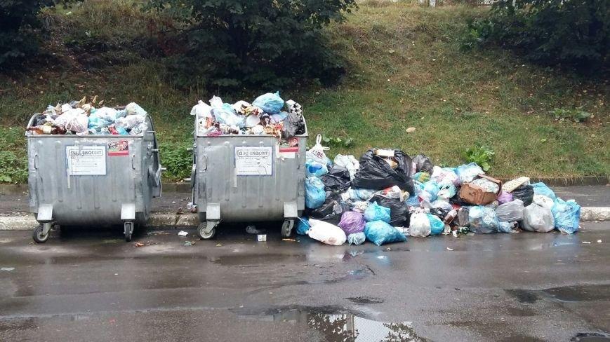 Сихів потопає у смітті (ФОТО), фото-7