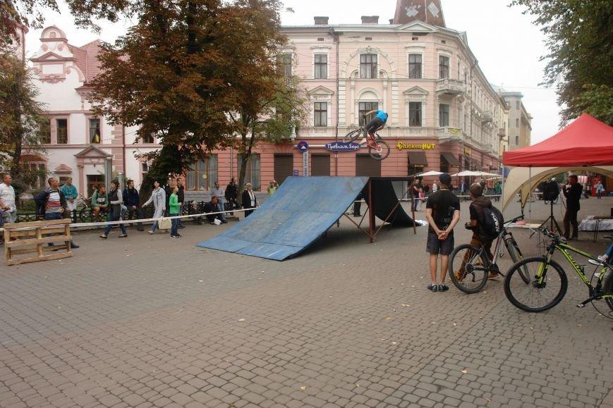 Франківчанам продемонстрували унікальне вело-шоу (ФОТОЗВІТ), фото-2