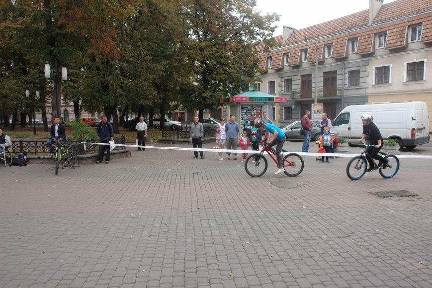 Франківчанам продемонстрували унікальне вело-шоу (ФОТОЗВІТ), фото-19