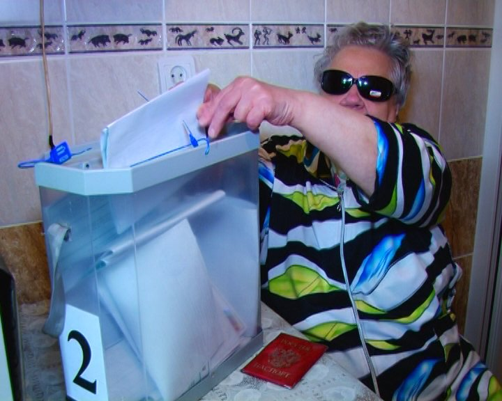 Выборы слепые 2