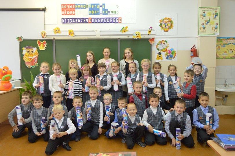 Самая молодая школа Полевского отметила день своего рождения, фото-1