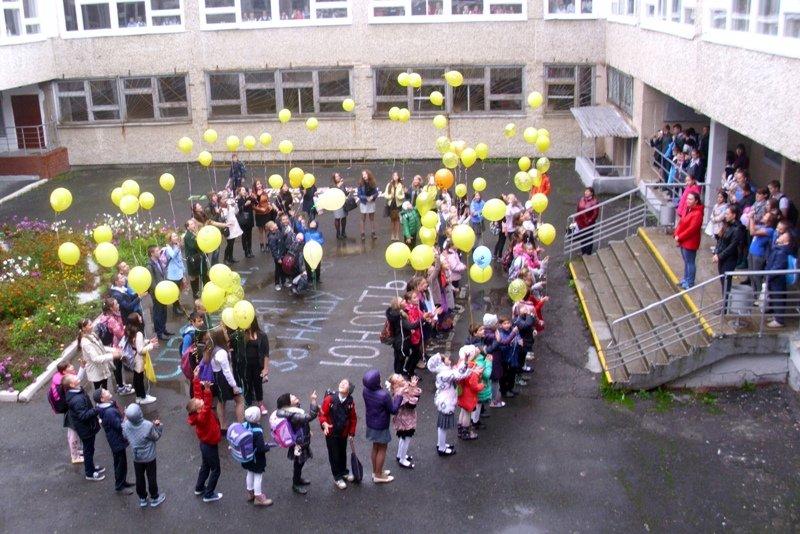 Самая молодая школа Полевского отметила день своего рождения, фото-4