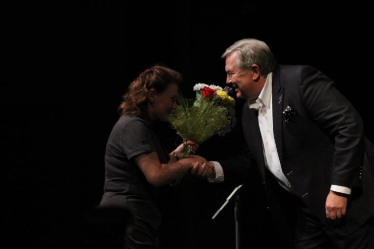 Юрий Стоянов дал концерт в Южно-Сахалинске, фото-3