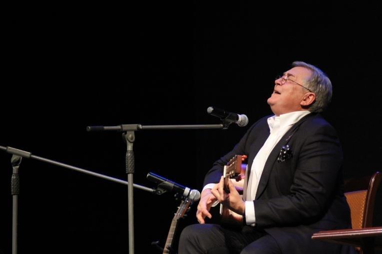 Юрий Стоянов дал концерт в Южно-Сахалинске, фото-2
