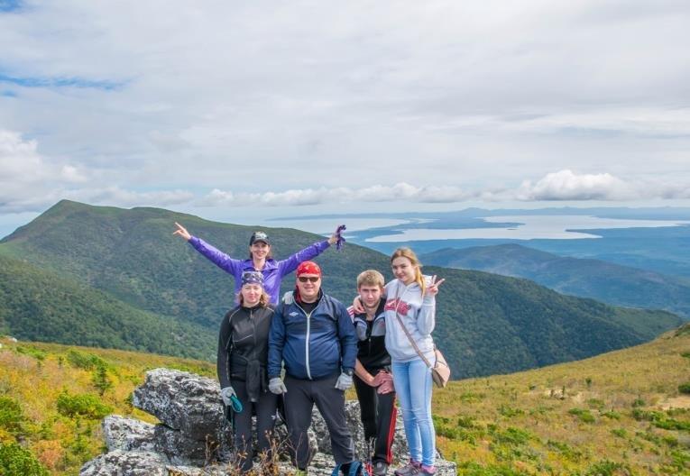 Восхождение на гору Острую: туристы взяли старт от карьера «Лиственичный» на Сахалине, фото-5
