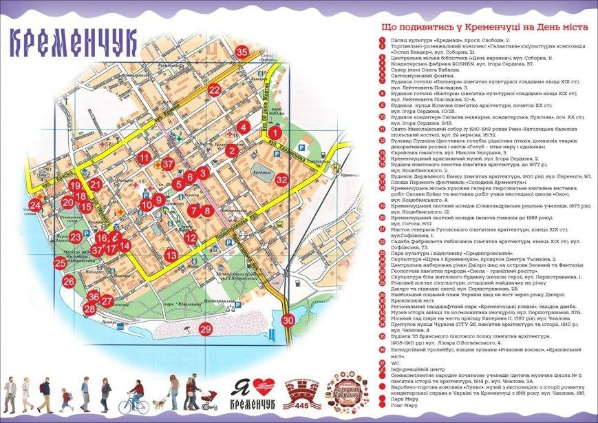 Скульптуры, парки, выставки: На что еще можно посмотреть в Кременчуге кроме фестиваля «Солодкий Кременчук», фото-1
