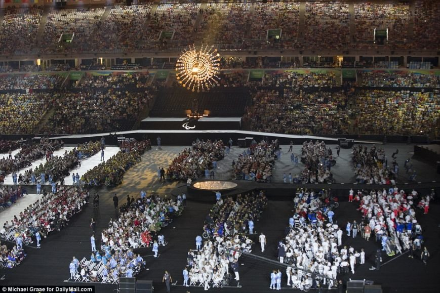 В Рио закрыли Паралимпийские игры – 2016 (ФОТО), фото-2