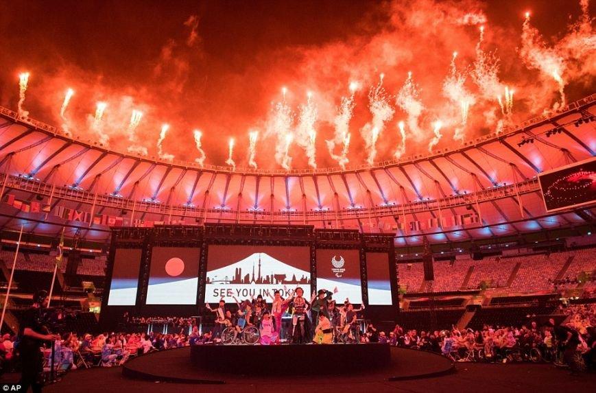 В Рио закрыли Паралимпийские игры – 2016 (ФОТО), фото-1