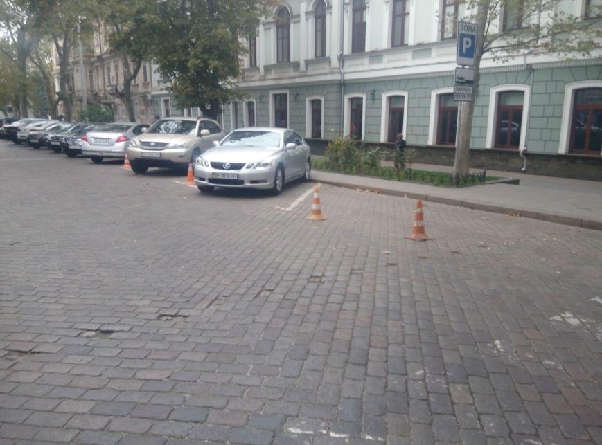 Клерки Одесской мэрии установили рекорд нарушения правил дорожного движения (ФОТО), фото-6