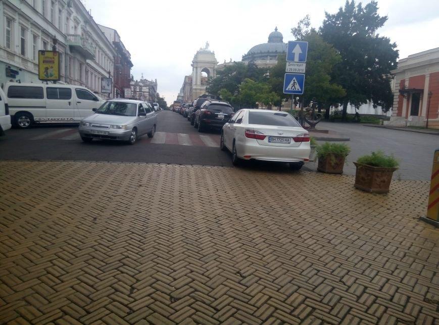 Клерки Одесской мэрии установили рекорд нарушения правил дорожного движения (ФОТО), фото-2