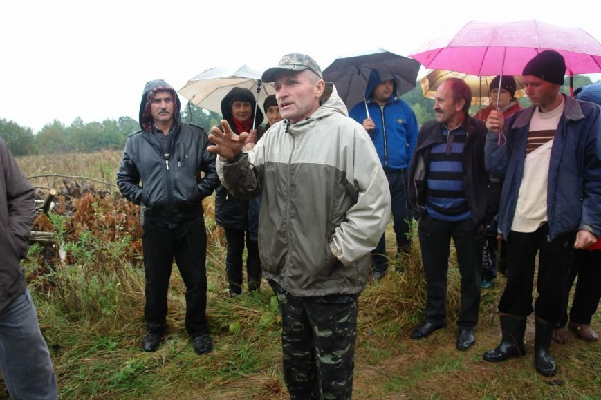 Жителі Богородчанщини повстали проти масштабної вирубки молодого лісу (ФОТОРЕПОРТАЖ + ВІДЕО), фото-12