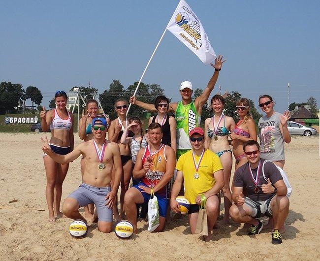 Учительница и секретарь-референт из Новополоцка мечтают создать в городе любительский женский клуб по волейболу, фото-3
