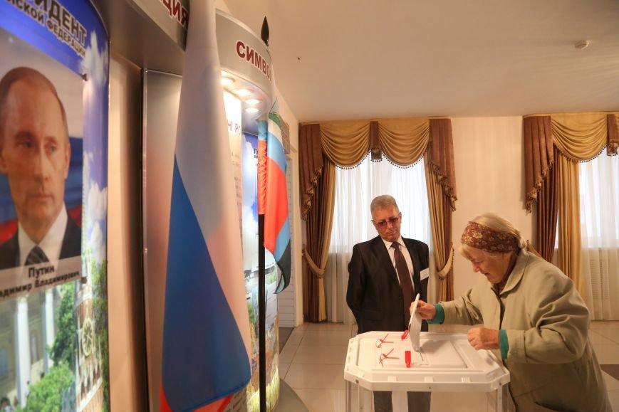 «Родились, живём и умрём с коммунистами». Как белгородцы голосовали на участках и дома, фото-1