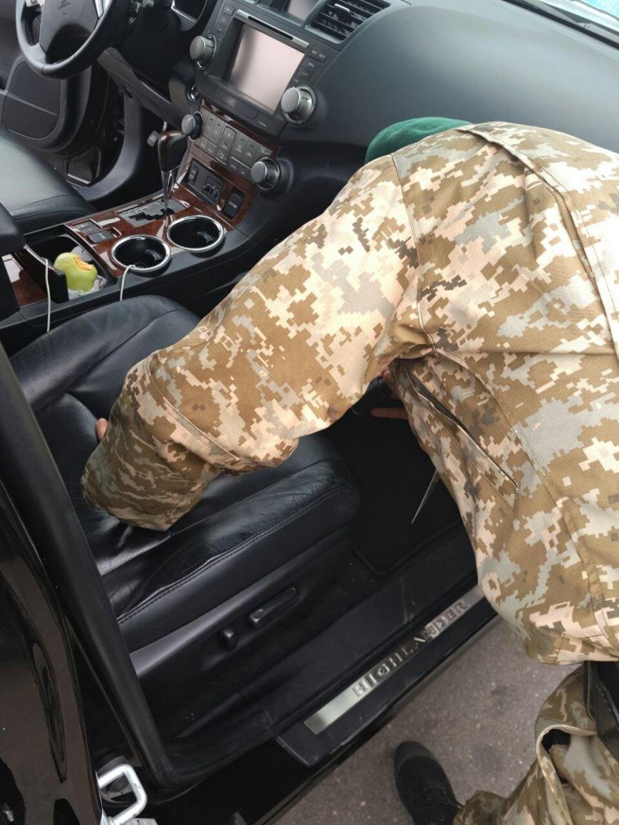 В Харькове пограничники раскрыли схему экспорта ворованных авто
