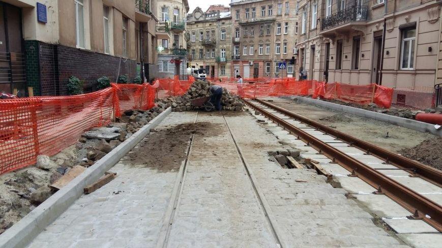 Як у Львові тривають ремонтні роботи на вулиці Русових (ФОТО,ВІДЕО), фото-7