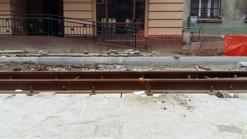 Як у Львові тривають ремонтні роботи на вулиці Русових (ФОТО,ВІДЕО), фото-10