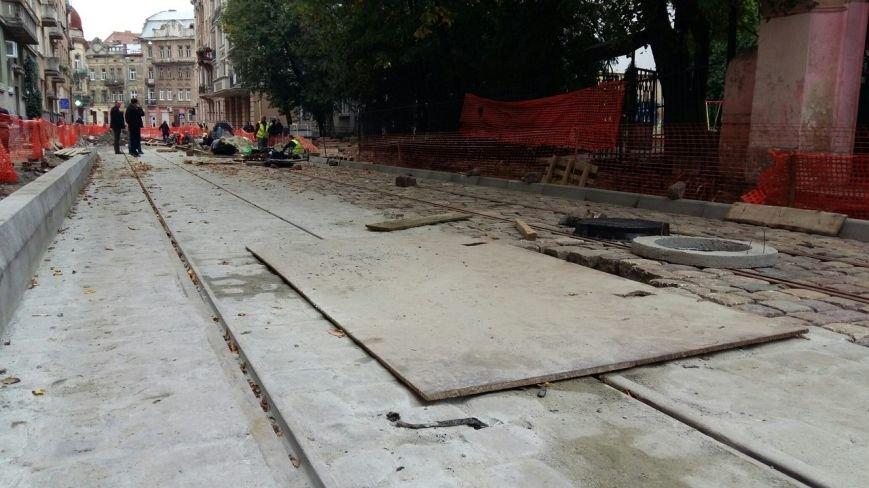 Як у Львові тривають ремонтні роботи на вулиці Русових (ФОТО,ВІДЕО), фото-4