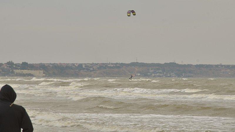 У берегов Одессы вспенилось море (ФОТО), фото-12