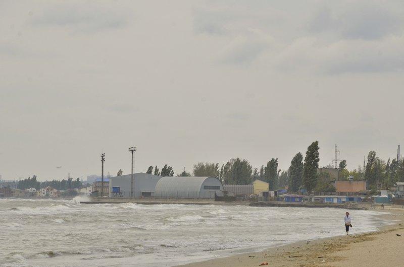 У берегов Одессы вспенилось море (ФОТО), фото-3