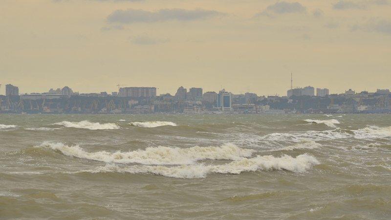 У берегов Одессы вспенилось море (ФОТО), фото-9