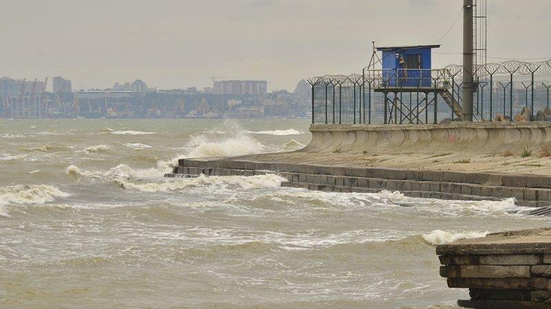 У берегов Одессы вспенилось море (ФОТО), фото-7