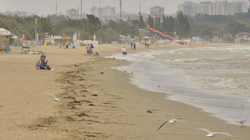У берегов Одессы вспенилось море (ФОТО), фото-11