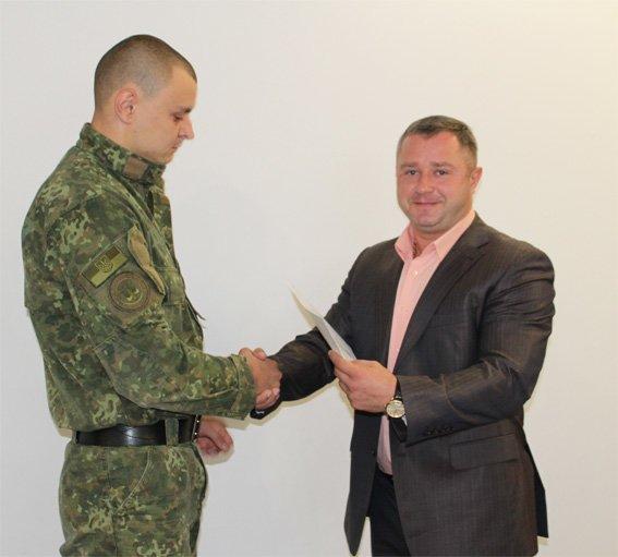 Бойцы батальона «Кировоград» получили Благодарности МВД Украины, фото-2