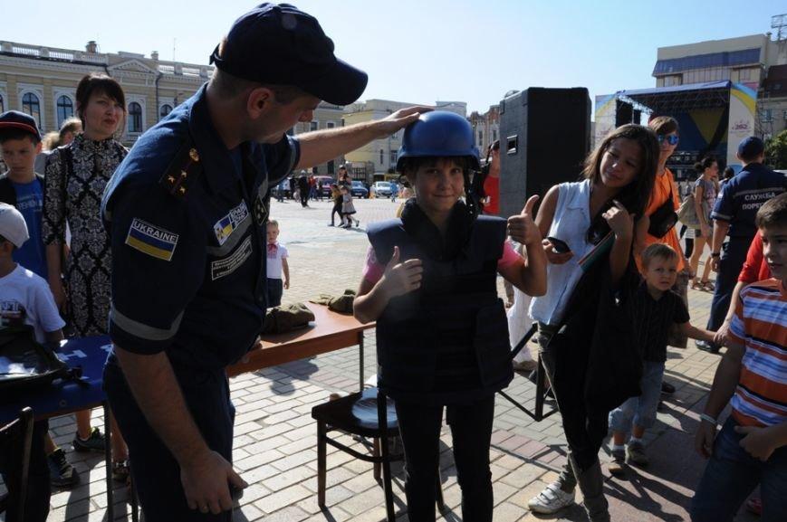 Кропивницкий: спасатели отметили свой профессиональный праздник и 175-летие создания пожарной охраны Кировоградской области, фото-1
