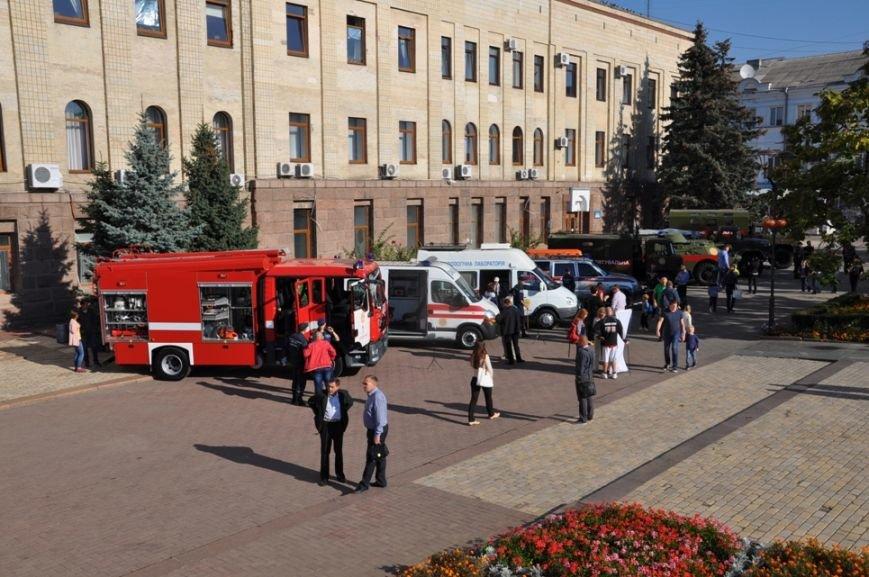 Кропивницкий: спасатели отметили свой профессиональный праздник и 175-летие создания пожарной охраны Кировоградской области, фото-4
