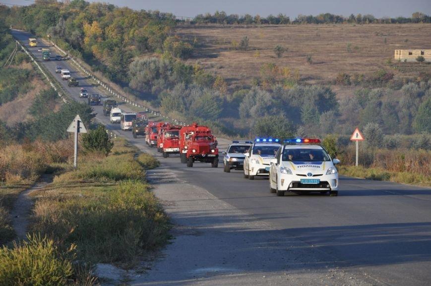 Кропивницкий: спасатели отметили свой профессиональный праздник и 175-летие создания пожарной охраны Кировоградской области, фото-3